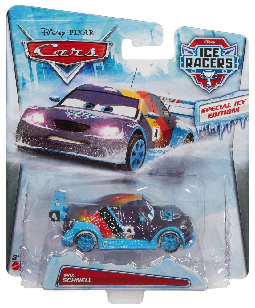 Disney Pixar Cars  Race Ready Lightning Mcqueen